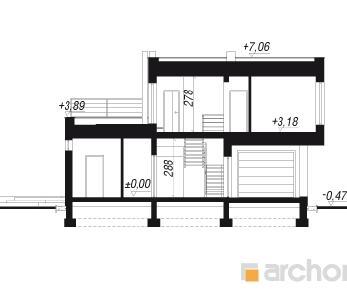 Проект  Дом в бораго (Г), 202.6 м2