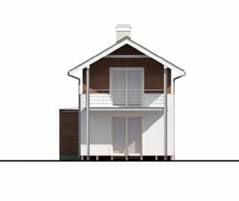 Проект дома Проект Z25, 112.1 м2