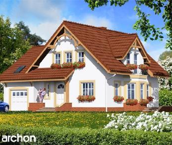 Проект  Дом в тамарисках 2, 160 м2
