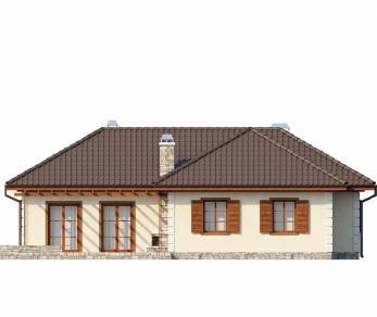 Проект дома Проект Z6, 214.9 м2