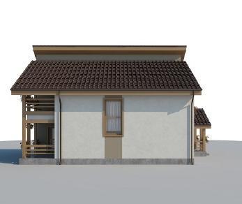 Проект дома AS-2044, 151 м2