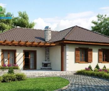 Проект дома Проект z6, 125.1 м2