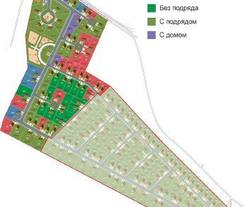Коттеджный поселок Имение Оржицкого