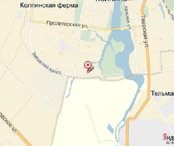 Продажа квартиры Колпино, Заводской пр., д.48