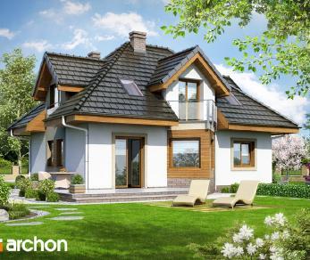 Проект  Дом в незабудках (Н), 119 м2