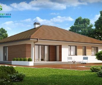 Проект дома Проект z203, 158.6 м2