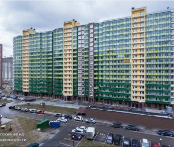 Продажа квартиры Мурино пос., Шувалова ул., д. 23