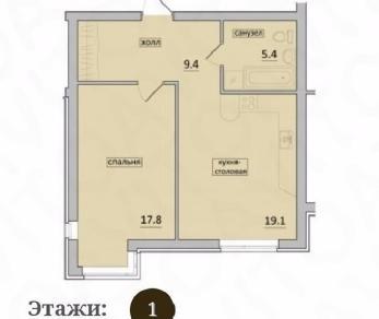 Продажа квартиры Петровская мельница, Петровская ул, д. 12, к. 1