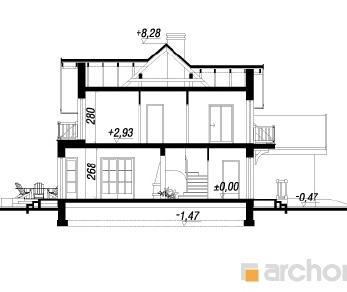 Проект  Дом в киви, 178 м2