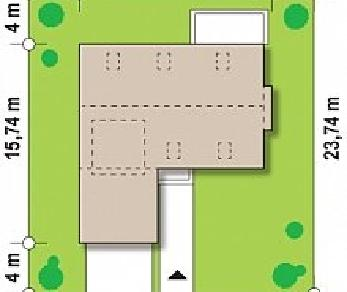 Проект дома Проект Zx36, 254 м2