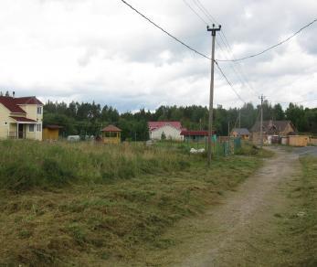 Продажа участка Горское, д.14