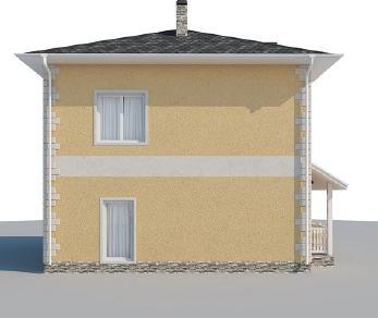 Проект дома AS-2004, 120.05 м2