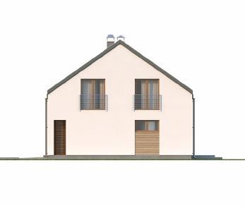 Проект дома Проект Zx43, 209.4 м2