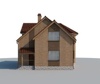 Проект дома AS-2068, 159 м2