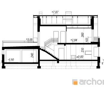 Проект  Дом в кардамоне (Г2), 178.2 м2
