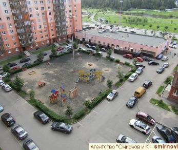 Продажа квартиры Кудрово деревня Ленинградская ул., 5, д. 5