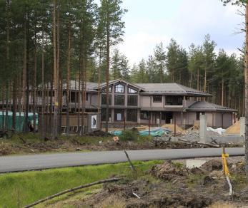 Продажа участка Приозерское шос, 6 км.