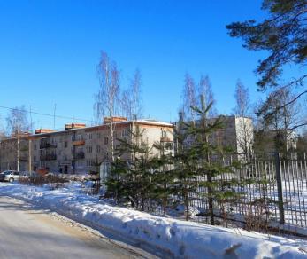 Продажа квартиры поселок Вещево поселок при железнодорожной стан, Промышленная улица, д. 13