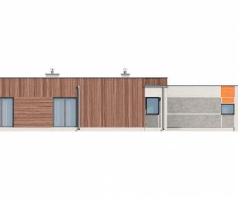 Проект дома Проект Zx103, 182 м2