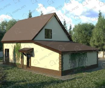Проект  Волково 3, 213 м2