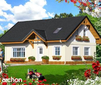 Проект  Дом в арнике (ПД), 133.1 м2