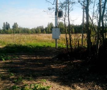 Продажа участка деревня Кюльвая