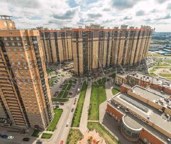 Продажа квартиры Парголово, Валерия Гаврилина ул., д.3к1