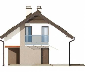 Проект дома Проект Z228, 156.5 м2