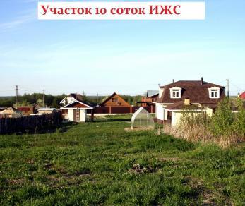 Продажа участка Малое Забородье, Сосновая ул.