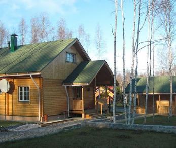 Коттеджный поселок Зареченское
