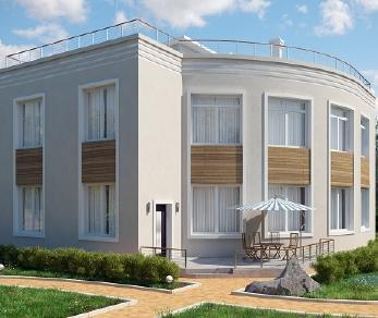 Проект дома AS-2090, 272 м2