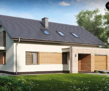 Проект дома Проект Zx38, 186.5 м2
