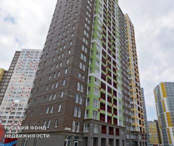 Продажа квартиры Кудрово дер., Столичная ул., д. 4, к. 3