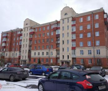 Продажа квартиры Пушкин, Ахматовская ул., д.6