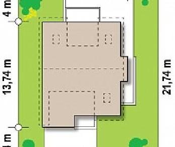 Проект дома Проект Z116, 203.8 м2