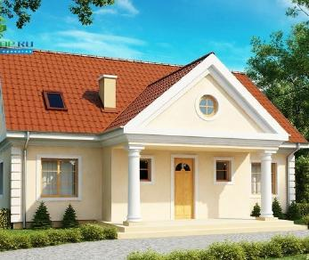 Проект дома Проект z9, 185.4 м2