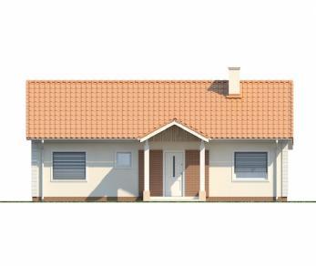 Проект дома Проект Z91, 111.8 м2