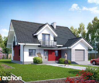 Проект  Дом в киви (Н), 177.3 м2