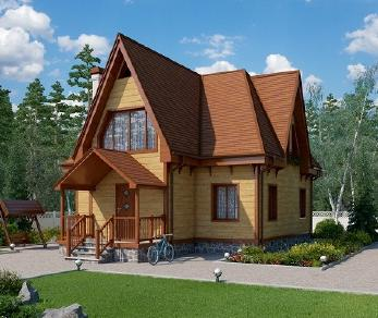 Проект дома AS-2228, 174 м2