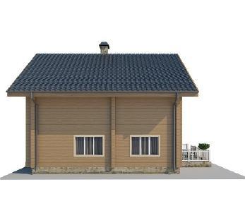 Проект дома AS-2013, 160 м2
