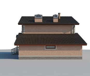 Проект дома AS-2148, 96 м2