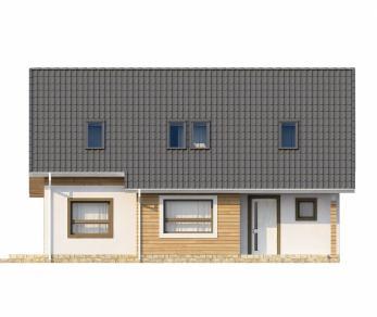 Проект дома Проект Z79, 138.9 м2