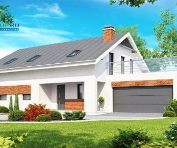 Проект дома Проект z161, 270.3 м2