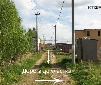 Продажа участка Коккорево