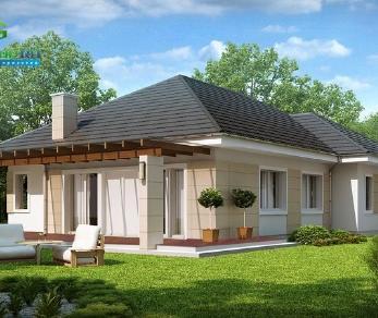 Проект дома Проект z201, 164.5 м2