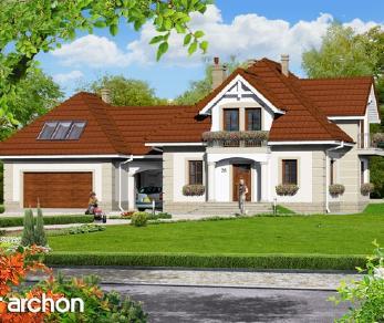 Проект  Дом в гречишнике 2 (Г2), 251 м2