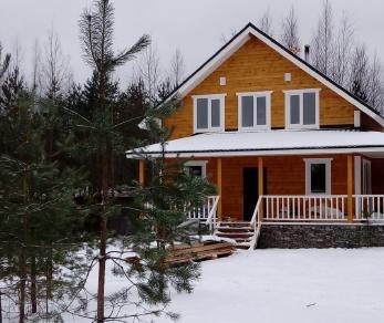 Продажа дома Семиозерье