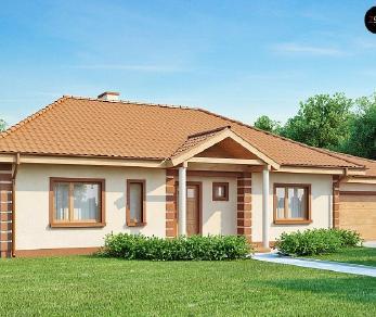 Проект дома Проект Z86, 186 м2