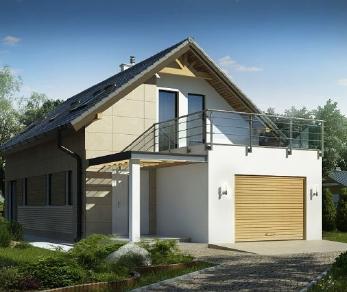 Проект дома Проект z299, 143.1 м2