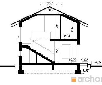 Проект  Дом под кофейным деревом, 189.3 м2